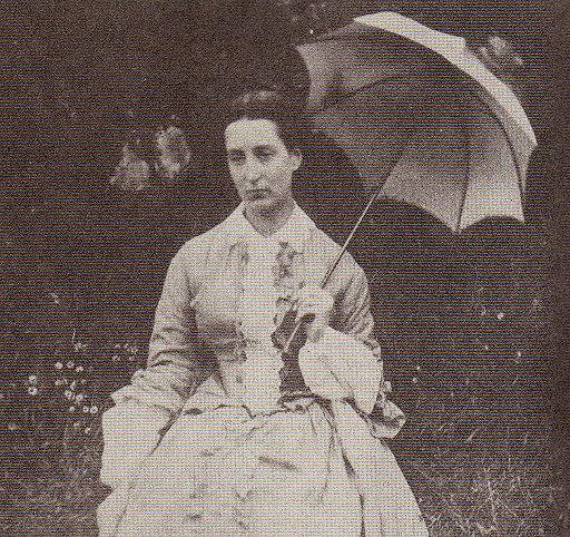 Historical Biographies, Nova Scotia: Adele Hugo (1831-1915)