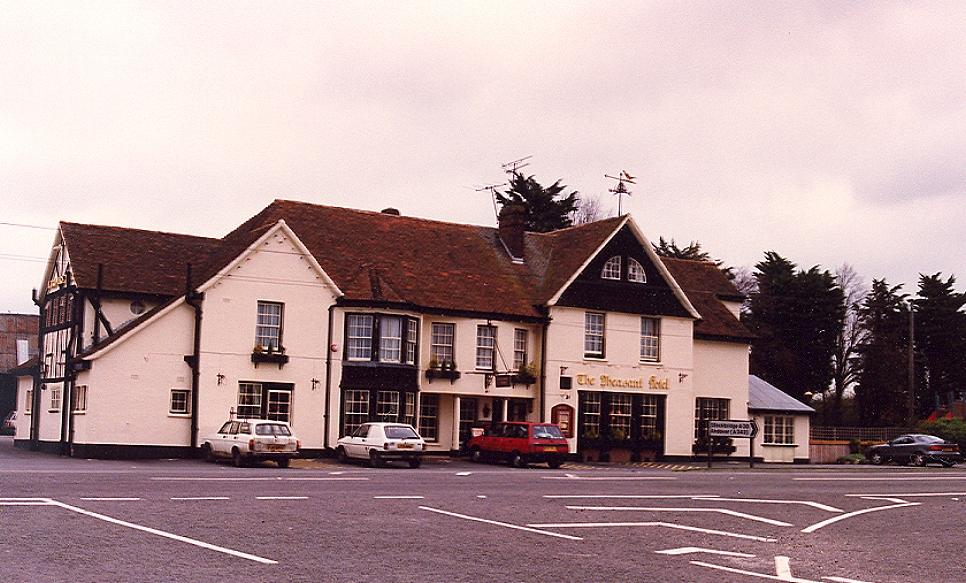 William hazlitt 1778 1830 chapter eleven hazlitt for The pheasant pub london